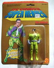DC Comics Superheroes TOY BIZ  Riddler   BATMAN movie  MOC  1989   1119
