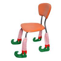 4pcs Christmas Chair Leg Cover Socks Xmas Party Table Foot Socks Stocking