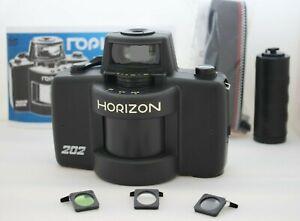 Brand New HORIZON 202 Panoramic Film Camera by KMZ