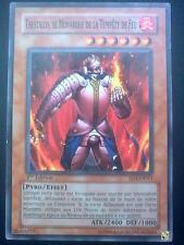 carte yu-gi-oh - thestalos le monarque de la tempete de feu - sd3-fr011