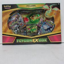 Pokemon TCG Flygon EX Box Sealed NEW