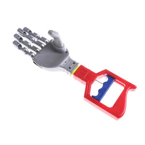 32cm Robot Claw Hand Grabber Grabbing Stick Kids Toy Move And Grab Things JFN bw