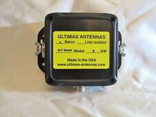 Ultimax 4:1 Unun 2Kw ( perfect for verticals)