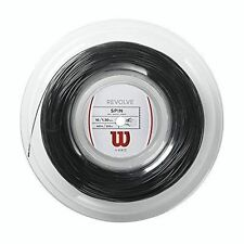 Wilson Revolve String Reel - Black/black Size 16g