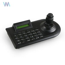 4D CCTV Keyboard Multi-function Controller RS485 PTZ Security Camera LCD Display