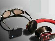 NEW Mind Gear iLightz II w/ Color Matrix Glasses & Bluetooth Headphones