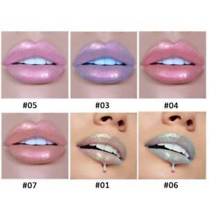 Lápiz Labial Brillo De Llarga Duración Maquillaje Cosmético De Labios Hidratante
