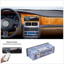12V FM Bluetooth Car MP3 Player FM Radio Reader Multimedia Player Red LED Screen