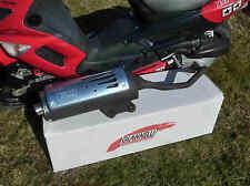 Yamaha Majesty 125 150 Auspuff Auspuffanlage Giannelli Arrow muffler TÜV ABE Neu