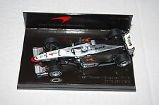 Minichamps F1 1/43 McLAREN MERCEDES MP4/13 DAVID COULTHARD - WEST TEAM EDITION