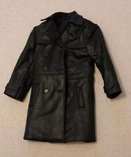 1/6 Hot Toys/Art Figure Black Leather Trench Coat Expendables 2 / Jean Vilain