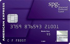 $5  bonus!!! SPG Amex Starwood Preferred Guest Credit Card Referral Invitation