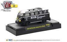 M2 MACHINES MOONEYES 1959 VW MICROBUS DELUXE U.S.A MODEL MOON02 INSTOCK