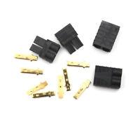 1 Set Traxxas TRX Plugs  Brushless ESC Battery RC Connector XRDO