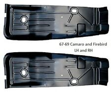 Camaro Firebird 67-69 Full Floor Pan Pair **In Stock** 67 68 69