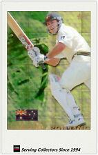 1998/99 Select Cricket Hobby Gold Parallel Trading Card No7 Ricky Ponting -Rare