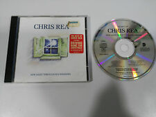 CHRIS REA THE BEST OF NEW LIGHT THROUGH OLD SONGS CD 1988 GERMAN EDITION