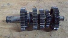 1984 1985 Suzuki RM125 RM 125 transmission main shaft with gears *
