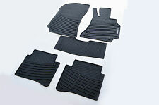 Rubber Floor Mats Custom-made Tailored for Mercedes Benz E Class W212 09-15