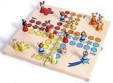 Gesellschaftsspiel Legler Ludo Tiere