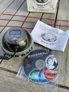 All-Original NSD Power Ball Signature Series Hand Giroscope Wrist Exerciser