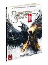 Dungeon Siege Vol. III Vol. 3 by Stephen Stratton (2011, Paperback)