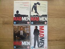Mad Men Seasons 1 - 4 DVD