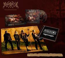 Ragnarok - Psychopathology 1994-2016 2CD box black metal Norway Agonia