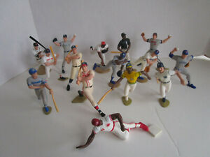 Kenner Starting Lineup SLU MLB Baseball Team Jersey Action Figure Open Loose Lot