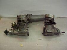 Vintage COMO Super Tigre  40 Nitro RC Engine w/Muffler & Spare Parts Engine Lt1