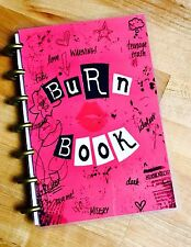 *Burn Book* Mean Girls Cover Set for use w/ MINI Happy Planner