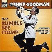Benny Goodman Vol.3.: Bumble Bee Stomp/Original Recordings 1937-1939, Goodman, B