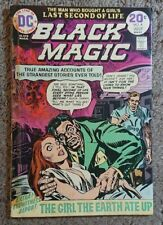 Black Magic #4 DC Comics 1973 Jack Kirby (Taped Spine)