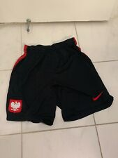 Poland Football/Soccer Short. Size Large.Nike