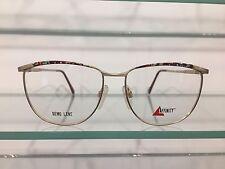 Vintage Affinity Rain Bow Women's Eyeglasses Frames NOS