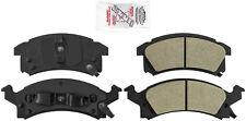 Disc Brake Pad Set-AmeriStar Metallic Front Autopartsource STM673