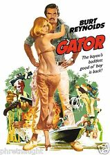 GATOR DVD - BURT REYNOLDS - AUTHENTIC US RELEASE