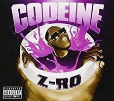 Z-Ro - Codeine [New CD] Explicit, Digipack Packaging