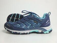 Meindl #38162 Caribe GTX Low Wandern Trekking Hiking Schuhe Damen Gr. 39 Blau