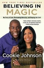 Believing in Magic by Denene Millner and Cookie Johnson (2017, Paperback)