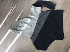 Umstands- & Stillpullover Gr. S 36 NEU, Schwarz, Grau, Weiß