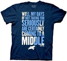 Firefly/Serenity My Days Are Coming To A Middle Adult T-Shirt, New Unworn