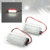 LED Side Door Courtesy Lights Welcome Lamp for Toyota Lexus Lamps White/Red cl