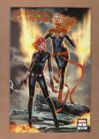CAPTAIN MARVEL #1 Unknown Comic Books EXCLUSIVE ANACLETO Cover A