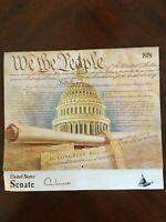 Vintage 1978 US Senate Calendar signed by Senator Paul Laxalt, NV