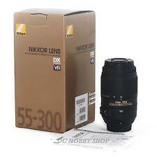 Nikon AF-S DX NIKKOR 55-300mm f/4.5-5.6G ED VR Nikkor 55-300 mm VR Lens