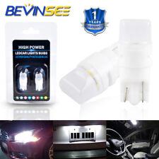For Pontiac G6 05-10 LED Side Marker Front Rear Light 168 T10 194NA White Bulbs
