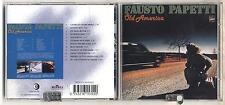Cd FAUSTO PAPETTI Old America PERFETTO 1998 BMG sassofono sax
