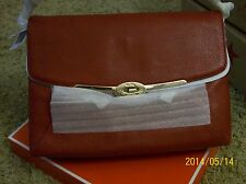 COACH MADISON LEATHER SHOULDER FLAP, 26223 SCARLET- NEW w/ TAGS, SHIPS FREE!!!