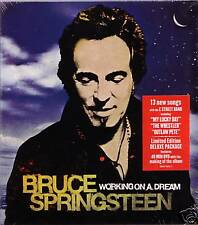 "BRUCE SPRINGSTEEN ""Working on a dream"" Limited Edition"